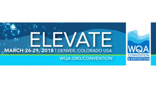 The WQA 2018 Convention & Exposition