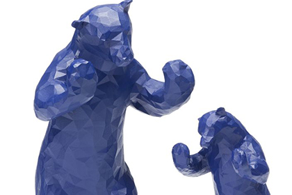 Your Own Blue Bear