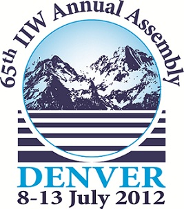 American Welding Society IIW Annual Assembly